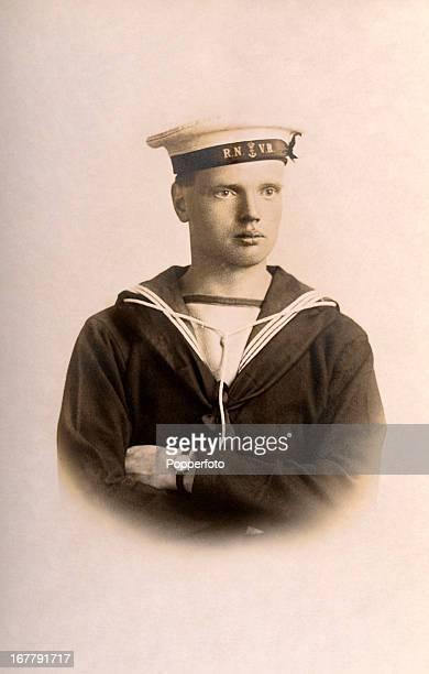Able Seaman Edward Matthews, Drake Battalion Royal Naval Division, who was killed in action during World War One, 2nd January 1918. Drake Battalion...