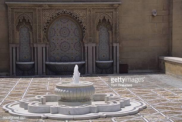 Ablution Fountain, Rabat, Morocco