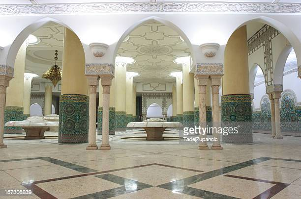 Ablution room