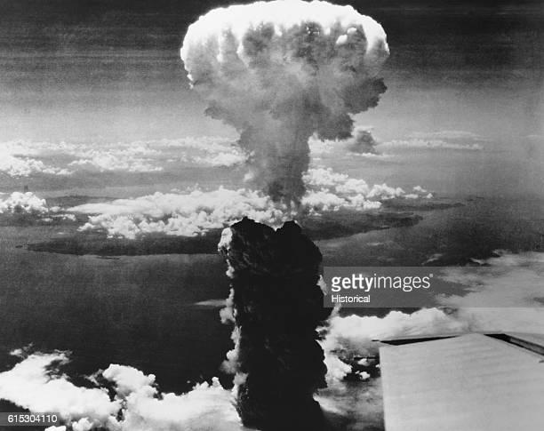 ABomb damage to Nagasaki