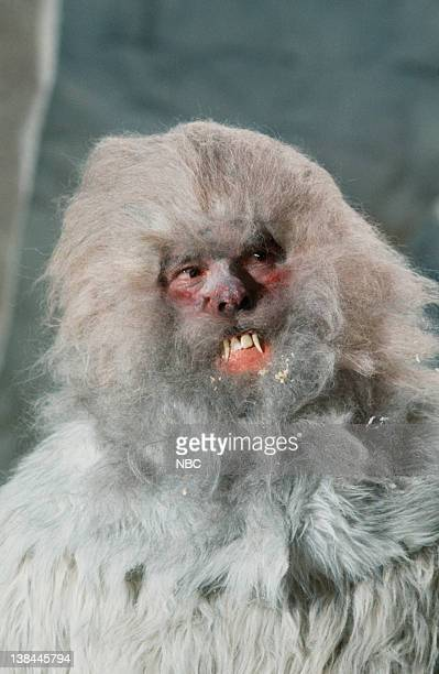 LOST 'Abominable Snowman' Episode 9 Aired Pictured Jon Locke as Abominable Snowman