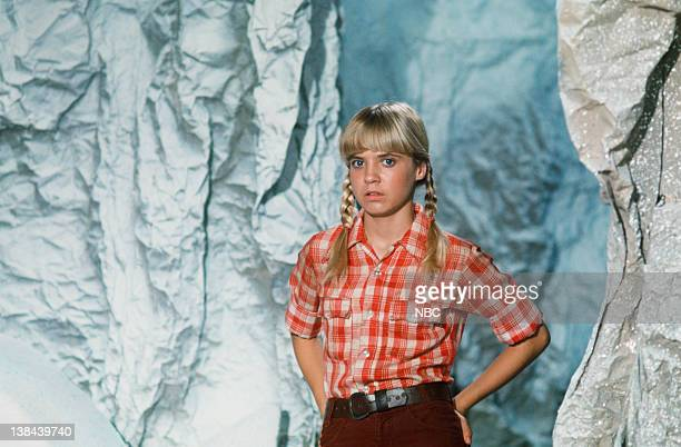 LOST 'Abominable Snowman' Episode 9 Aired Pictured Kathy Coleman as Holly Marshall