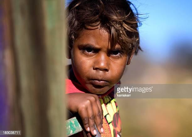Art aborigène enfant