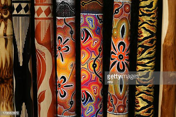 aboriginal design - art stock pictures, royalty-free photos & images
