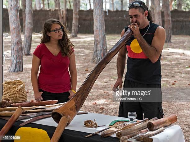 Aborigines tools