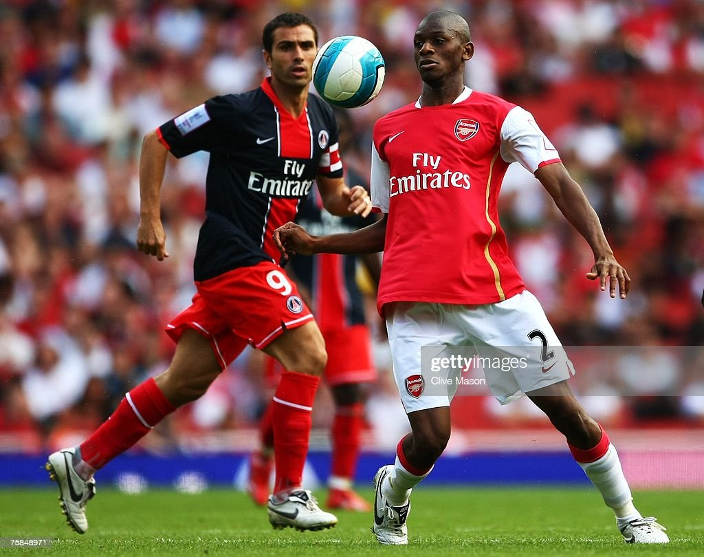 Arsenal v PSG - Emirates Cup : News Photo
