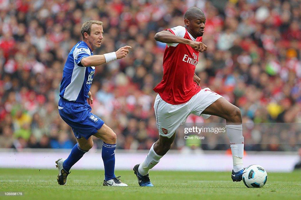 Arsenal v Birmingham City - Premier League