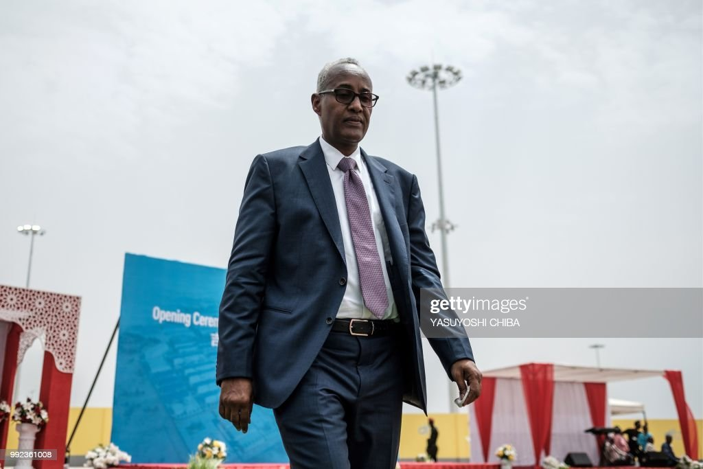 Image result for Aboubaker Omar Hadi, chairman of Djibouti Ports and Free Zones Authority,