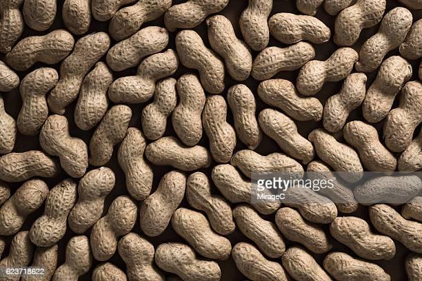Aboundance Peanuts Fullframe