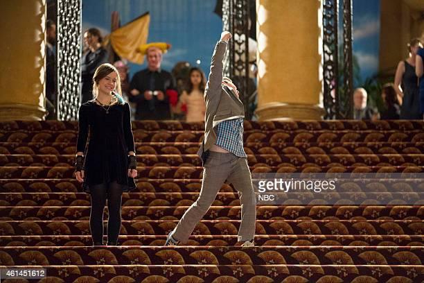 BOY About a Boy Becoming a Man Episode 210 Pictured Izabela Vidovic as Shea GarciaMiller Benjamin Stockham as Marcus