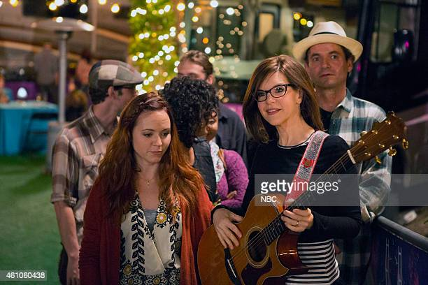 BOY 'About A Manniversary' Episode 209 Pictured Lisa Loeb as Herself