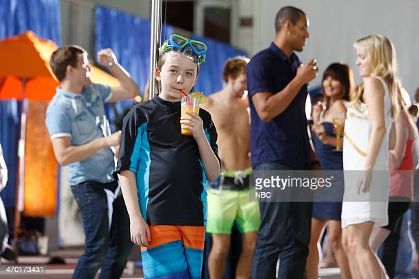 BOY About a Pool Party Episode 102 Pictured Benjamin Stockham as Marcus
