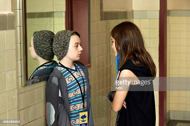 BOY About an Angry Ex Episode 205 Pictured Benjamin Stockham as Marcus Izabela Vidovic as Shea GarciaMiller