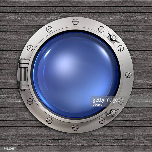 about ship - porthole stock photos and pictures