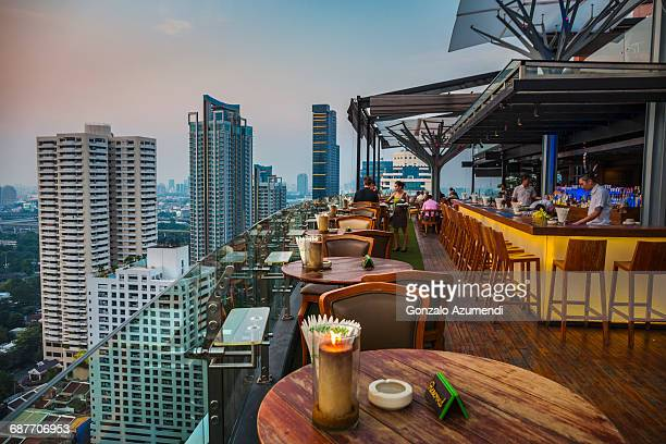 Above Eleven Bar in Sukhumvit
