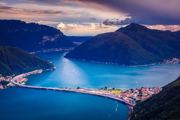 Lugano, Switzerland Lugano, Switzerland