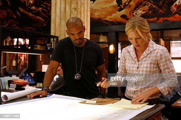 CHASE Above the Law Episode 104 Pictured Amaury Nolasco as Marco Martinez Kelli Giddish as Annie Frost