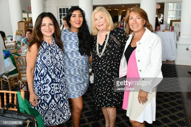 Abra Sprung Fiz Neuman Alisa Sorkin and Anne Neuman attend Hadassah Honors Jean Shafiroff As Woman Of The Year at Oceanbleu at The Ocean Resort at...
