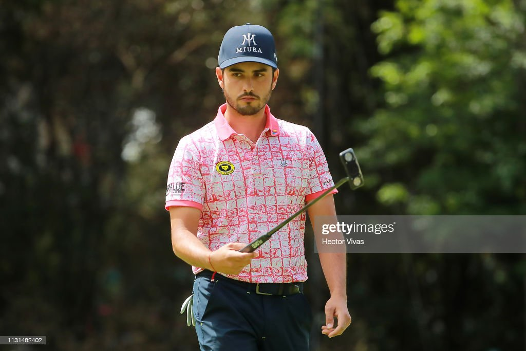 World Golf Championships-Mexico Championship - Round Two : News Photo