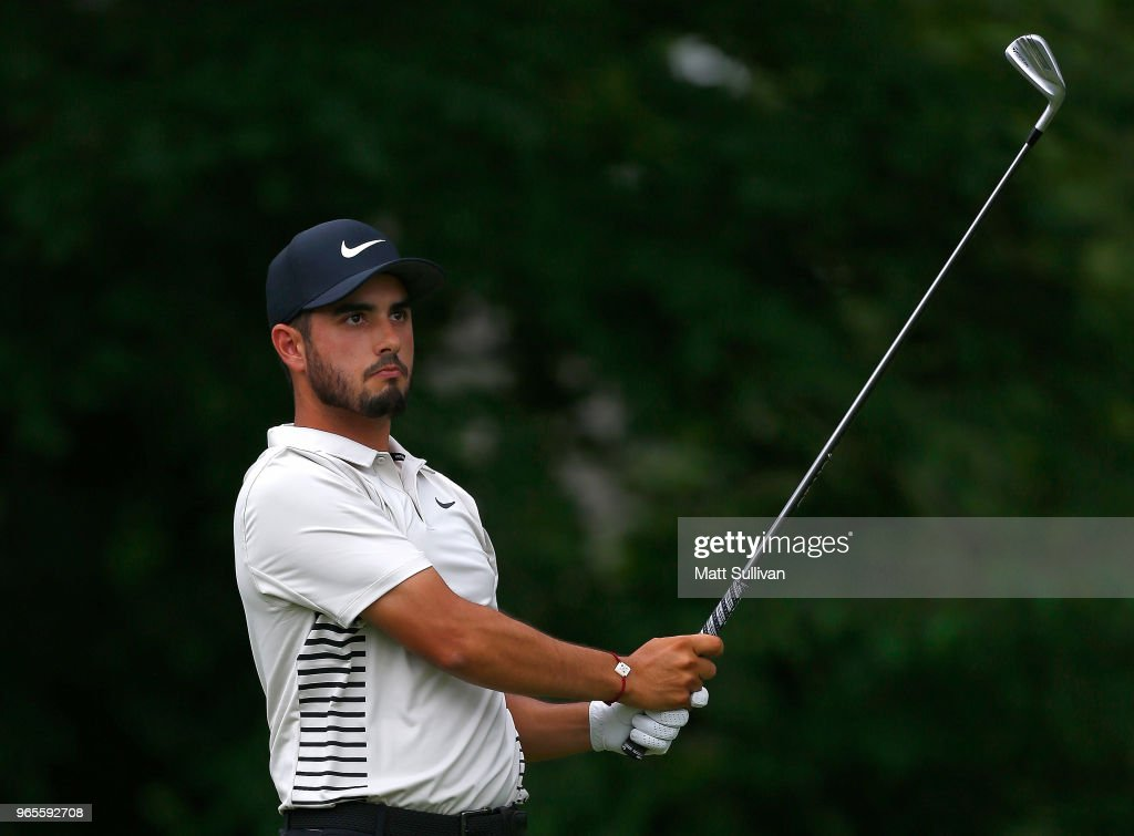 The Memorial Tournament Presented By Nationwide - Round Two : ニュース写真