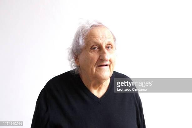 Abraham B Yehoshua, scrittore israeliano e professore di letteratura comparata presso l'Università di Haifa. Mantova 8 settembre 2019.