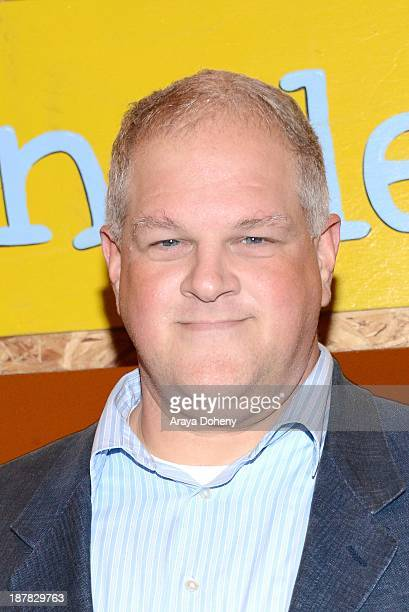 Abraham Benrubi attends the screening of 'A Country Christmas' at Pacific Theatre at The Grove on November 12 2013 in Los Angeles California