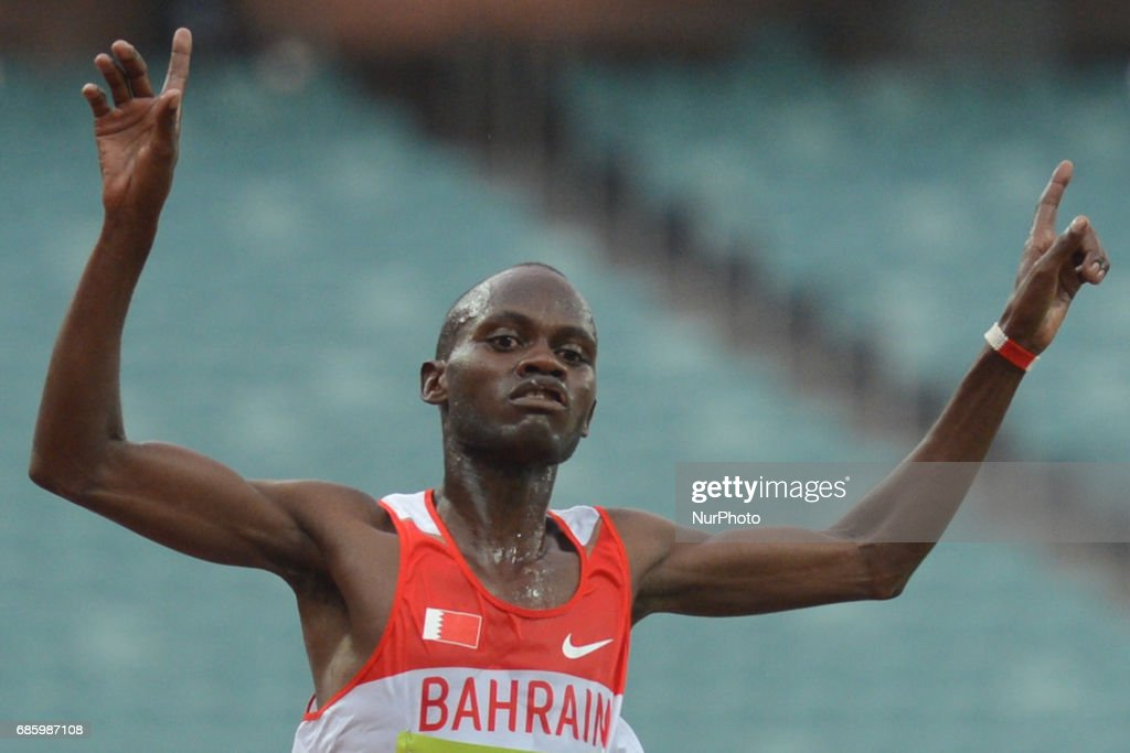 Athletics - BAKU-2017-ISLAMIC-SOLIDARITY-GAMES : News Photo