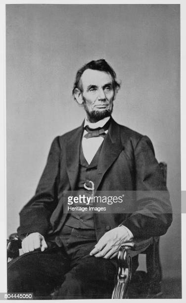 Abraham Lincoln 16th President of the United States 1860s Lincoln joined the Republican party in 1858 and was elected president two years later In...