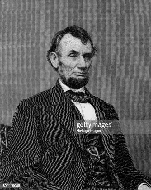 Abraham Lincoln 16th President of the United States 19th century Lincoln joined the Republican party in 1858 and was elected president two years...