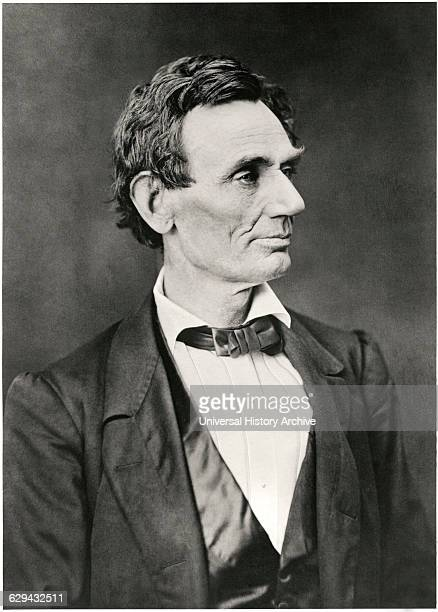 Abraham Lincoln 16th President of the United States Portrait as Lawyer 1832