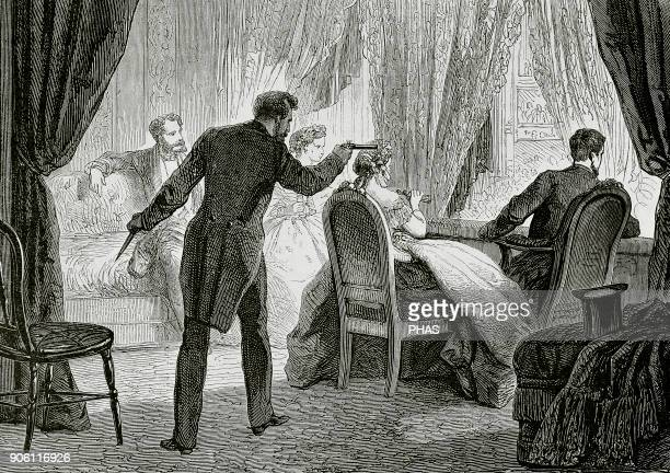 Abraham Lincoln American Politician and lawyer16th President of the United States Assassination of President Abraham Lincoln by John Wilkes Booth at...