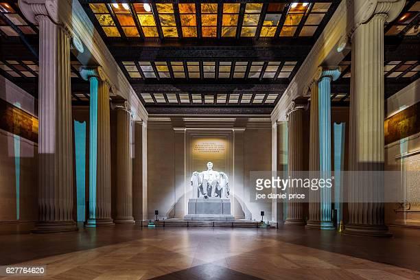 Abraham Lincoln Memorial, Washington DC, America