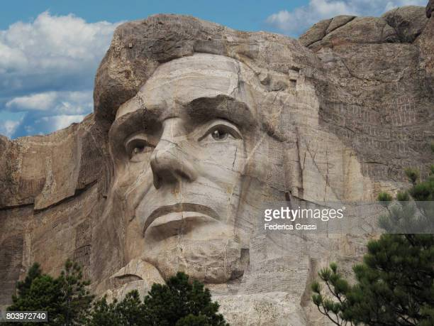 Abraham Lincoln, Mount Rushmore National Monument