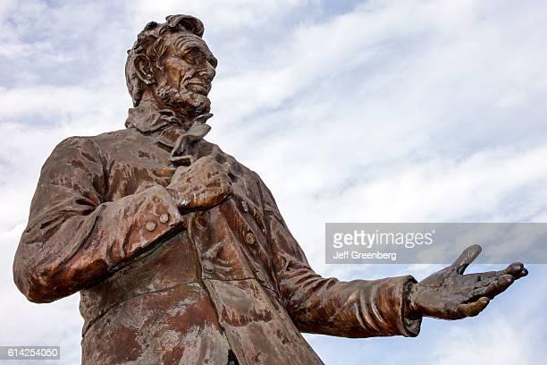 Abraham Lincoln statue in Union Square Park