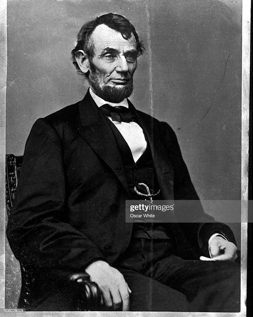 Lincoln (President of the United States): years of government, photo 28