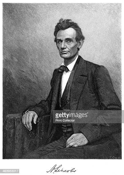 Abraham Lincoln US president 1860 The 16th president of the United States of America Abraham Lincoln joined the Republican party in 1858 and was...