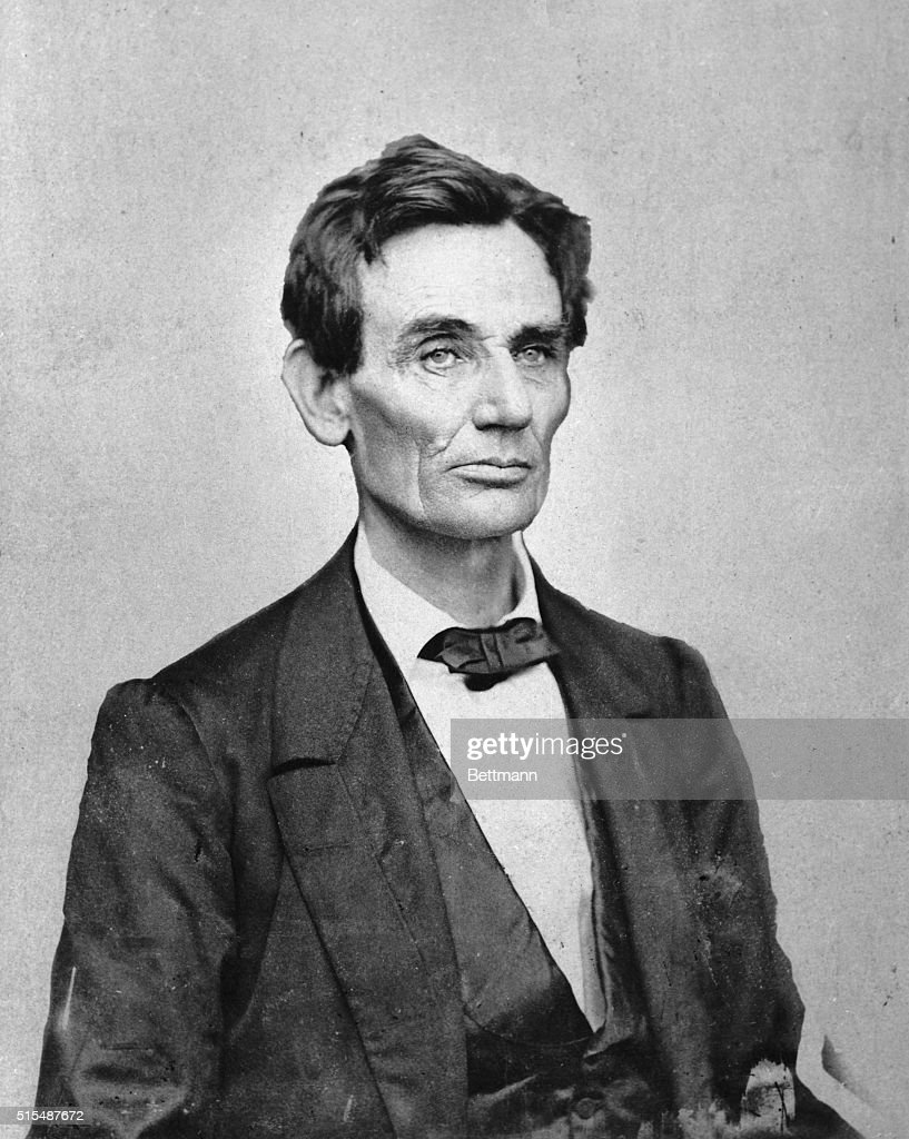 from Cohen abraham lincoln without beard