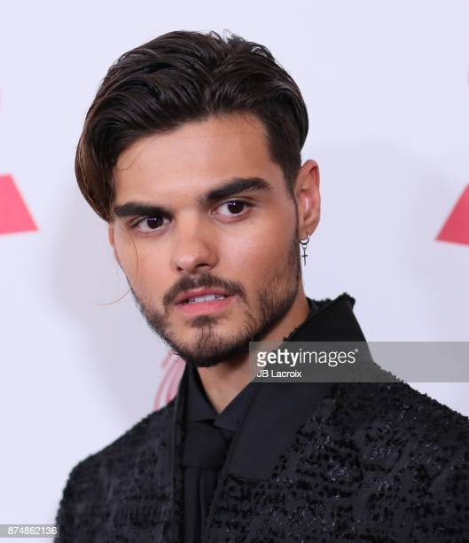 Abraham Mateo attends the Latin Recording Academy's 2017 Person Of The Year Gala on November 15 2017 in Las Vegas California