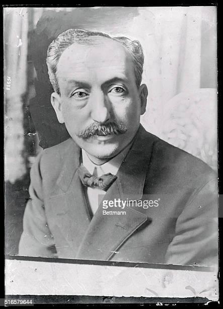 Abraham Reuf, political-machine boss of San Francisco.