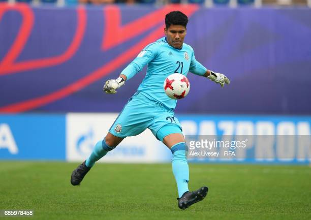 Abraham Romero of Mexico during the FIFA U20 World Cup Korea Republic 2017 group B match between of Vanuatu and Mexico at Daejeon World Cup Stadium...