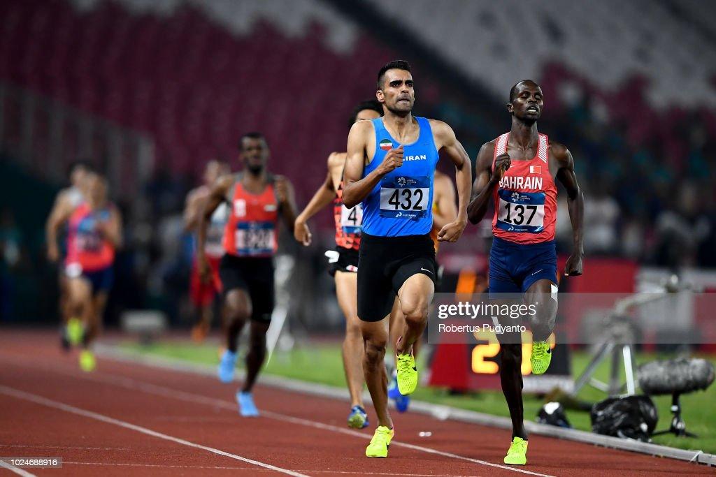 Asian Games - Day 9 : ニュース写真