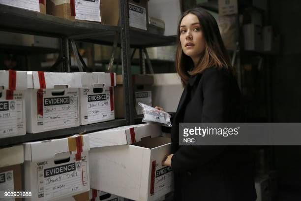 THE BLACKLIST Abraham Stern Episode 511 Pictured Megan Boone as Elizabeth Keen