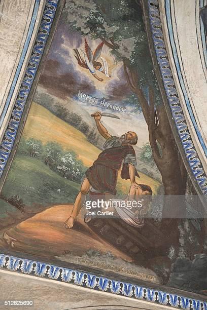 Abraham's sacrifice of Isaac (Plovdiv, Bulgaria)