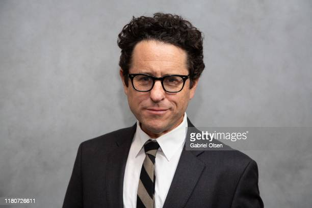 J Abrams arrives for the 2019 Hammer Museum Gala In The Garden at Hammer Museum on October 12 2019 in Los Angeles California