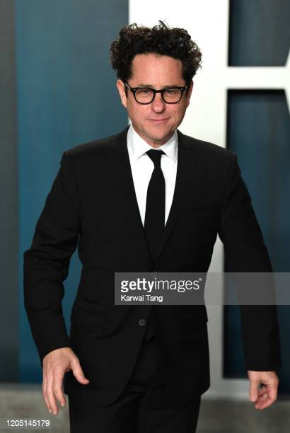 J Abrams arriving for the 2020 Vanity Fair Oscar Party Hosted By Radhika Jones at the Wallis Annenberg Center for the Performing Arts on February 09...