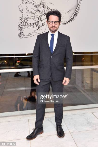 J Abrams at the Hammer Museum 15th Annual Gala in the Garden with Generous Support from Bottega Veneta on October 14 2017 in Los Angeles California