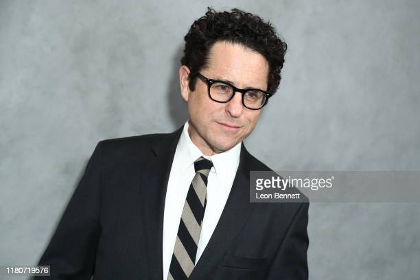 J Abrams attends 2019 Hammer Museum Gala In The Garden at Hammer Museum on October 12 2019 in Los Angeles California