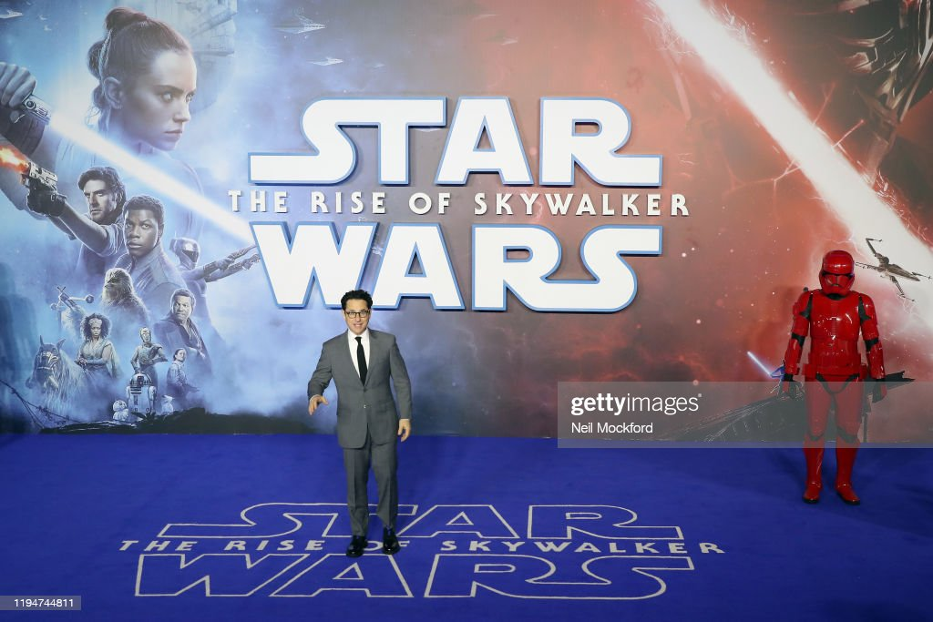"""Star Wars: The Rise of Skywalker"" European Premiere - Red Carpet Arrivals : News Photo"