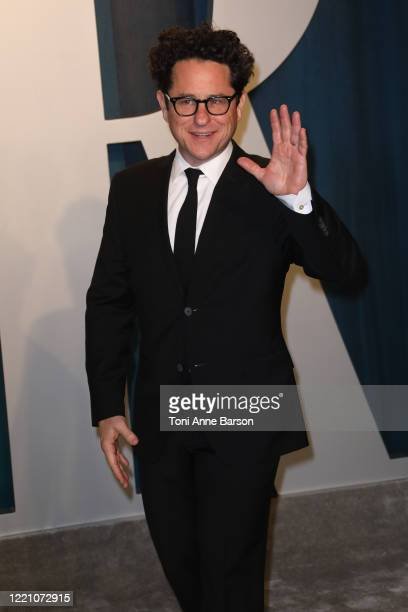 J Abrams attends the 2020 Vanity Fair Oscar Party at Wallis Annenberg Center for the Performing Arts on February 09 2020 in Beverly Hills California