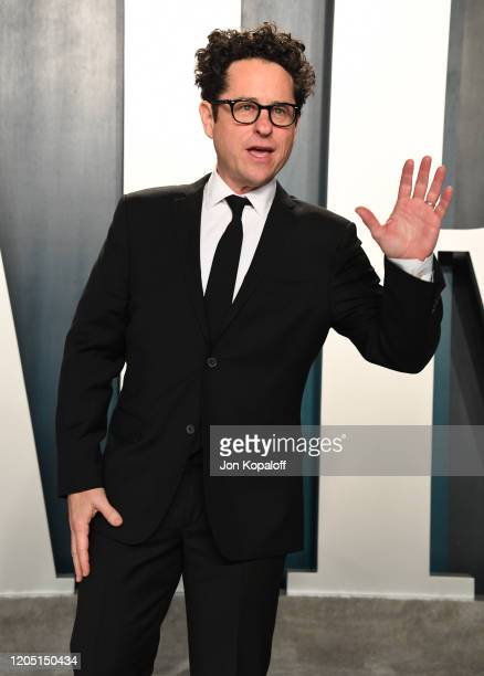 J Abrams attends the 2020 Vanity Fair Oscar Party hosted by Radhika Jones at Wallis Annenberg Center for the Performing Arts on February 09 2020 in...